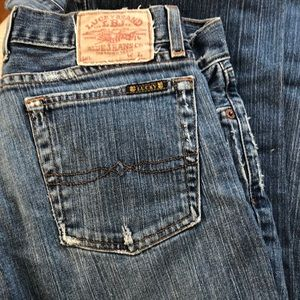 Classic Lucky Brand Dream Jean